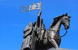 Быть ли Великому князю Владимиру на Воробьевых горах
