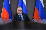 В Кремле не исключают, что санкции Украины против Путина могут быть «пустышкой»