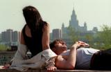 В Москве сегодня — летняя погода, но май начнется с дождей