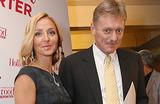 Дмитрий Песков женился на Татьяне Навке в Сочи
