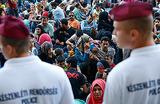 Жители Венгрии жалеют беженцев: собирают одежду, готовят еду