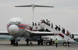 В Домодедово задерживаются десятки рейсов