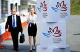 Руководители крупнейших компаний вынуждены покидать форум во Владивостоке