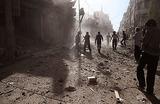 Кто обстрелял посольство РФ в Дамаске?